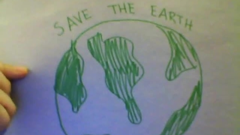 Thumbnail for entry Earth Day Project
