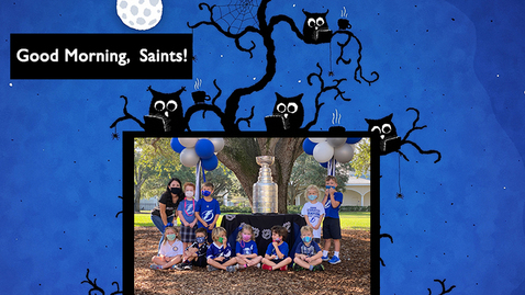 Thumbnail for entry Saints @ 8 - October 22, 2020