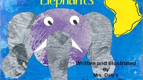 Thumbnail for entry Elephants