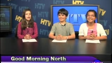 Thumbnail for entry North HTV News 3.15.11
