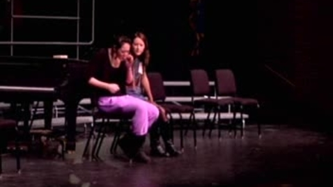 """Thumbnail for entry Looking In Theatre Performs """"Party Scene"""" at Kingswood Oxford School"""