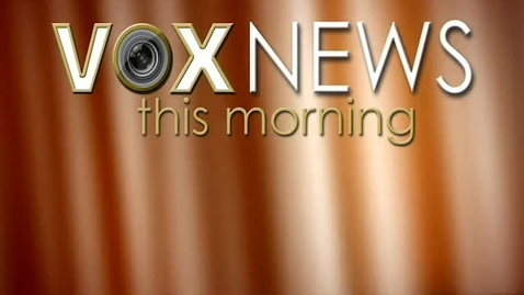 Thumbnail for entry VOX News this Morning for Wednesday, January 14, 2015