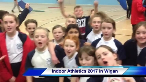 Thumbnail for entry Indoor Athletics