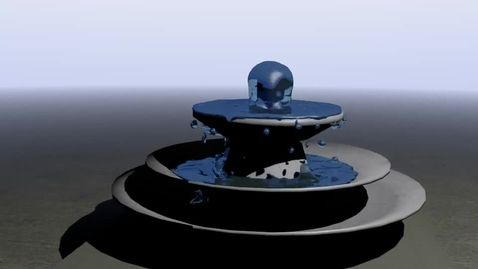 Thumbnail for entry Fountain Animation