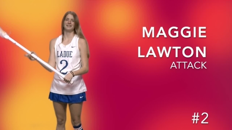 Thumbnail for entry Profile of Maggie Lawton - Ladue Girls Lacrosse