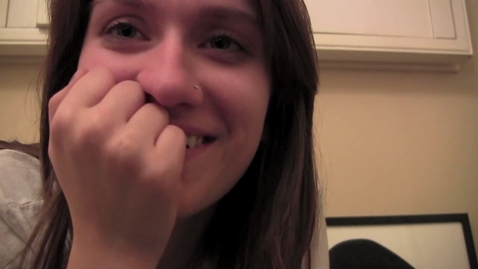 Thumbnail for entry Every Time She Closed Her Eyes