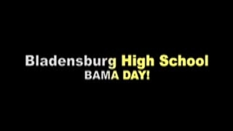 Thumbnail for entry BHS Bama Day-Spirit Week