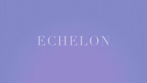 "Thumbnail for entry WordCast 2016: ""Echelon"""
