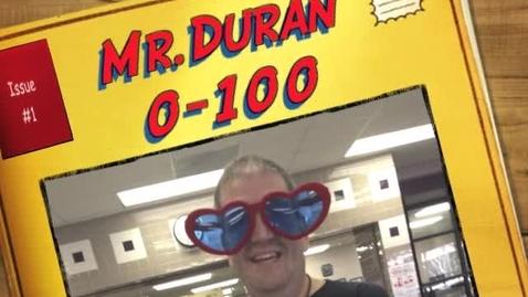 Thumbnail for entry Mr. Duran Los Números 0-100