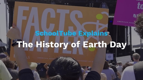 Thumbnail for entry The History of Earth Day