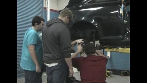 Thumbnail for entry Automotive Education - Knox County ATC