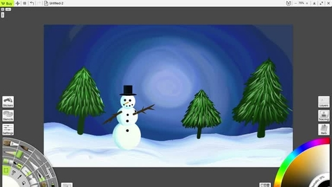 Thumbnail for entry Snowmen At Night (Snowmen) Part 4