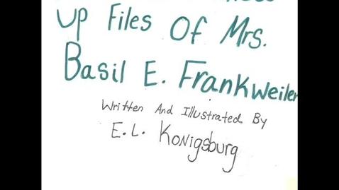 Thumbnail for entry Mixed Up Files Lit Circle