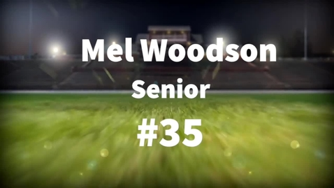 Thumbnail for entry Mel Wooden  football hype video