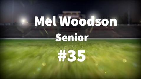 Thumbnail for entry Mel Wooden  football hype video