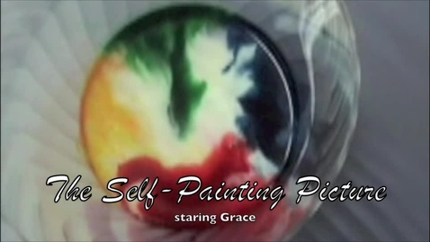 The Self-Painting Picture