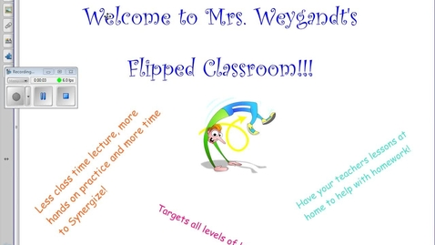 Thumbnail for entry Introduction to Flipped Classroom