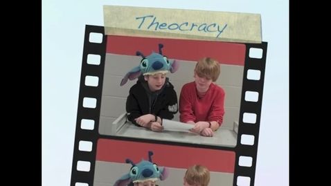 Thumbnail for entry Theocracy