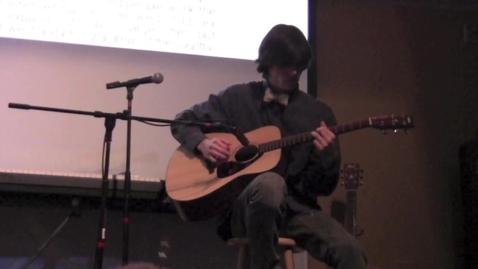 Thumbnail for entry Love 146 Concert: Graham Stevenson
