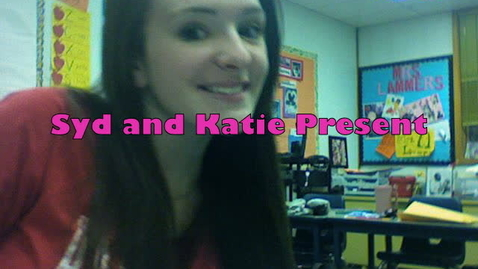 Thumbnail for entry Homophones by Sydny and Katie