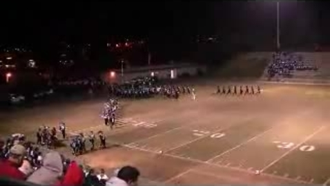 Thumbnail for entry Olympian High School Band at Band Pageant 09