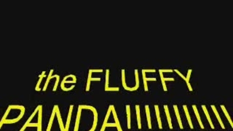 Thumbnail for entry Fluffy Panda by Jaden and Elias