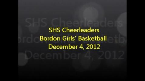 Thumbnail for entry SHS Cheerleaders