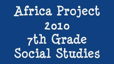 Thumbnail for entry Gamble Social Studies