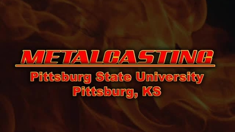Thumbnail for entry Pittsburg State University, Foundry