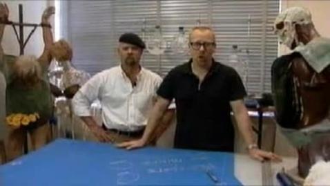 Thumbnail for entry Mythbuster S01e11- Sinking Titanic, Goldfish Memory, Rombone Explosion