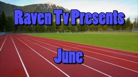 Thumbnail for entry June Raven TV 2015