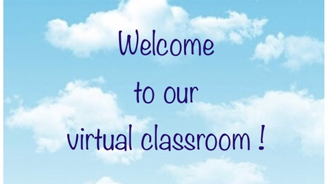 Thumbnail for entry Intro to Virtual Classroom