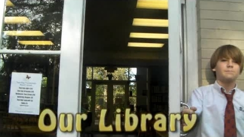 Thumbnail for entry You Belong @ Your School Library 2012