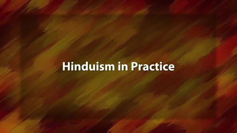 Thumbnail for entry Introduction to Hinduism (Part 5/5)