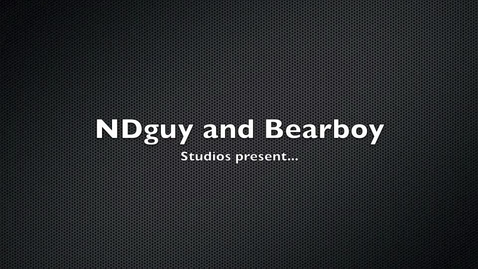 Thumbnail for entry NotreDameguy and Bearboy excel