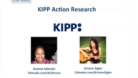 Thumbnail for entry EdmodoCon 2011: KIPP Action Research