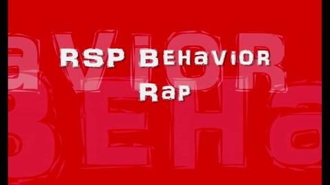 Thumbnail for entry RS Payne Behavior Rap