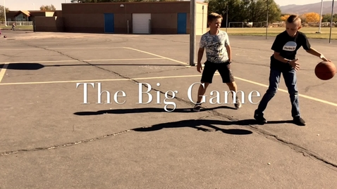 Thumbnail for entry The Big Game