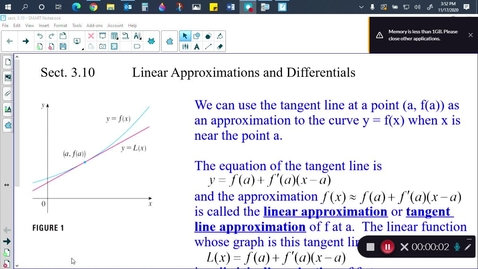 Thumbnail for entry Calc Sect. 3.10