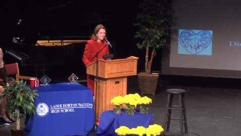 Thumbnail for entry Ladue High School - 2012 Distinguished Alumni, Dr. Eric D. Green