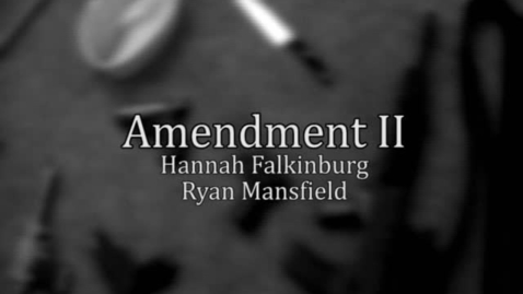 Thumbnail for entry Amendment 2 (2010)