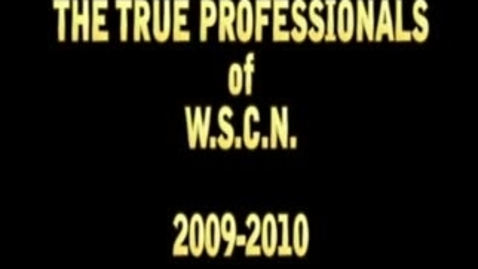 Thumbnail for entry WSCN Bloopers 2009-2010