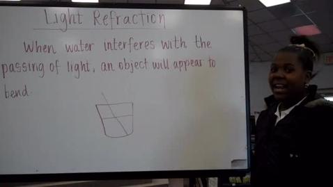 Thumbnail for entry Light Refraction