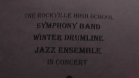 Thumbnail for entry Band Concert June 4th 2014