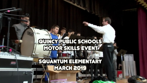 Thumbnail for entry QPS - Elementary Motor Skills Event (Special Olympics)