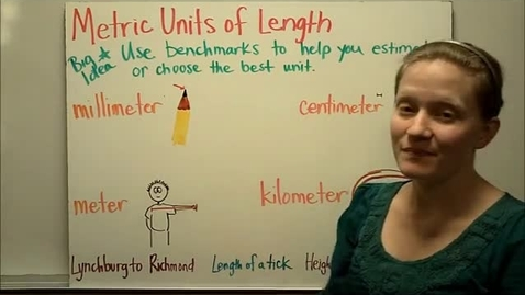 Thumbnail for entry Metric Units of Length