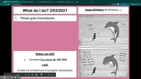 Thumbnail for entry Virus Notes