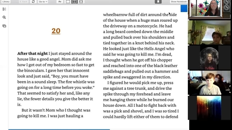Thumbnail for entry Dead End Chapter 20-21