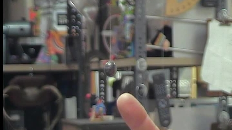 Thumbnail for entry charging a pith ball by induction and contact
