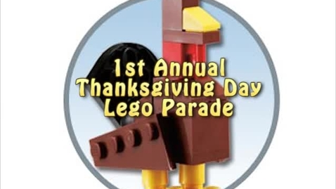 Thumbnail for entry Lego Thanksgiving Day Parade